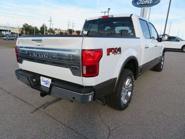 2018 F-150 SuperCrew Cab 4x4,  Pickup #TJ517 - photo 2