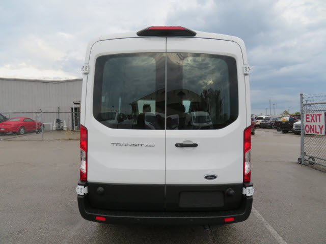 2019 Transit 250 Med Roof 4x2,  Empty Cargo Van #TK019 - photo 7