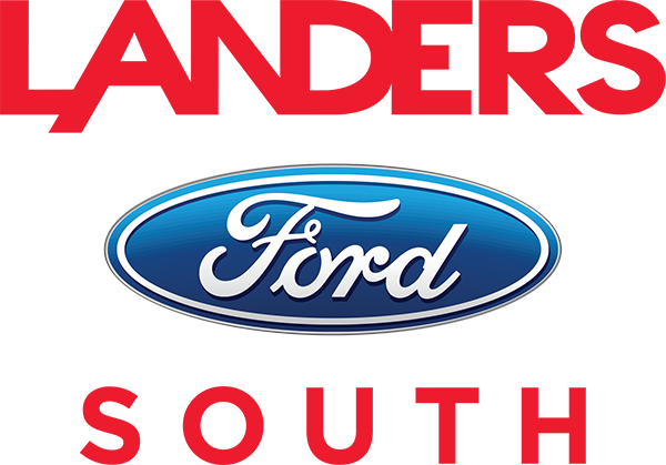 Landers Ford South logo