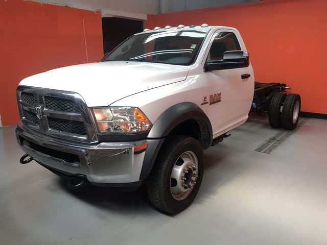2018 Ram 5500 Regular Cab DRW 4x4,  Cab Chassis #G166984T - photo 3