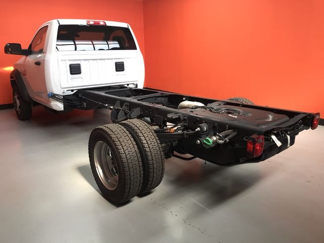 2018 Ram 5500 Regular Cab DRW 4x4,  Cab Chassis #G166984T - photo 2