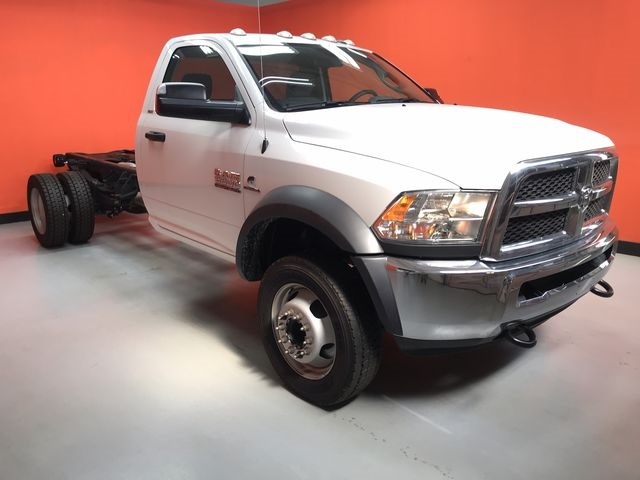 2018 Ram 5500 Regular Cab DRW 4x4,  Cab Chassis #G166984T - photo 6