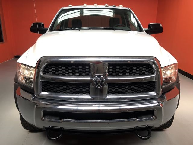 2018 Ram 5500 Regular Cab DRW 4x4,  Cab Chassis #G166984T - photo 7