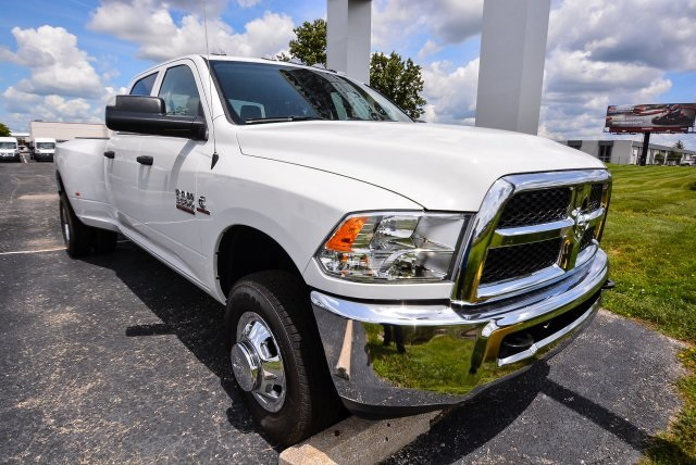 2017 Ram 3500 Crew Cab DRW 4x4, Pickup #G731132T - photo 17