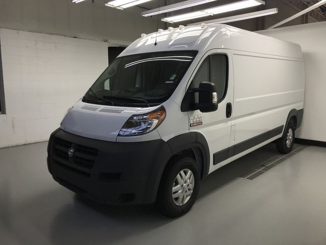 2018 ProMaster 2500 High Roof 4x2,  Empty Cargo Van #JE107894 - photo 4