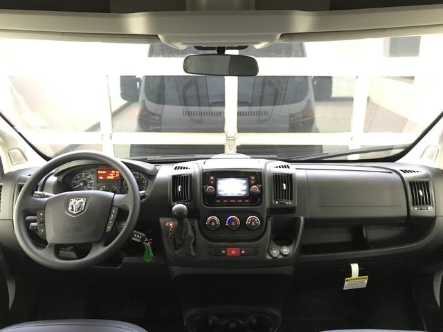 2018 ProMaster 2500 High Roof 4x2,  Empty Cargo Van #JE107894 - photo 8