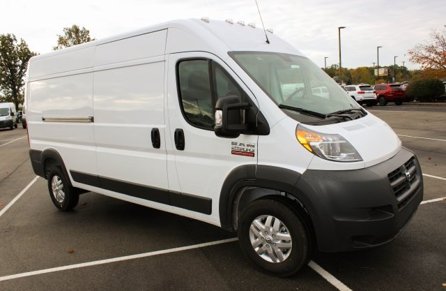 2018 ProMaster 2500 High Roof FWD,  Empty Cargo Van #JE107959 - photo 3