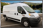 2018 ProMaster 2500 High Roof FWD,  Empty Cargo Van #JE107959 - photo 1