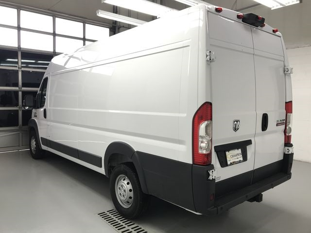 2018 ProMaster 3500 High Roof 4x2,  Empty Cargo Van #JE138558 - photo 5