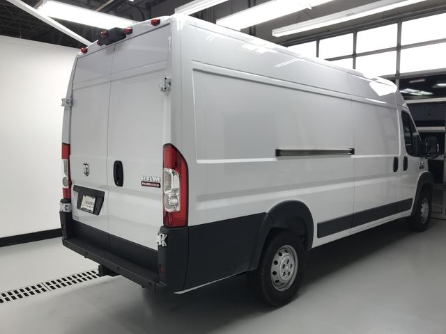 2018 ProMaster 3500 High Roof 4x2,  Empty Cargo Van #JE138558 - photo 10