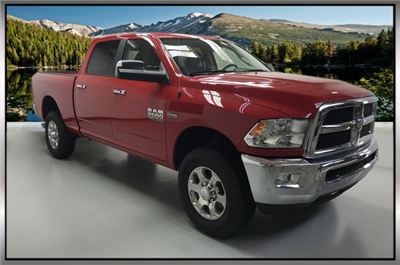 2018 Ram 2500 Crew Cab 4x4,  Pickup #JG119876 - photo 14