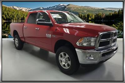 2018 Ram 2500 Crew Cab 4x4,  Pickup #JG119876 - photo 1