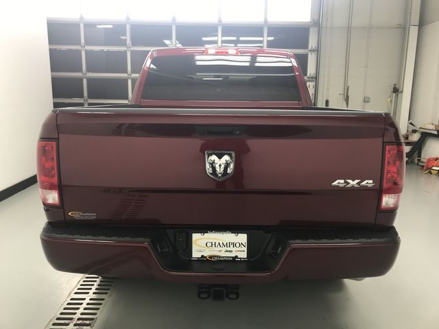 2018 Ram 1500 Crew Cab 4x4, Pickup #JG269767 - photo 9
