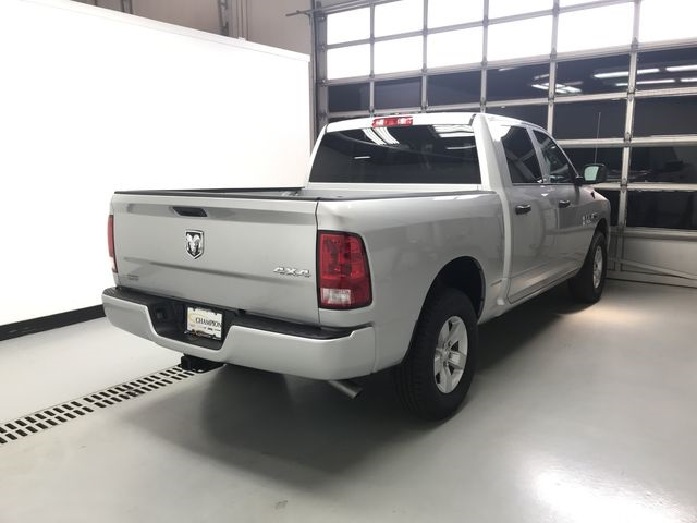 2018 Ram 1500 Crew Cab 4x4,  Pickup #JG269768 - photo 2