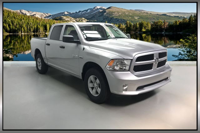 2018 Ram 1500 Crew Cab 4x4,  Pickup #JG269768 - photo 1
