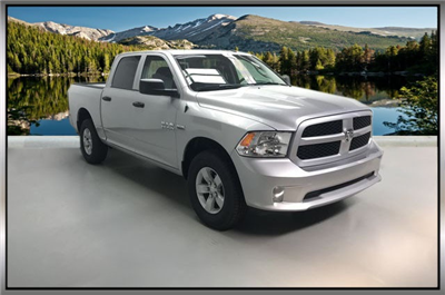 2018 Ram 1500 Crew Cab 4x4,  Pickup #JG269768 - photo 28