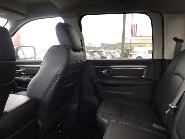 2018 Ram 2500 Crew Cab 4x4,  Pickup #JG349928 - photo 9