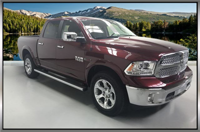 2018 Ram 1500 Crew Cab 4x4, Pickup #JS257893 - photo 1