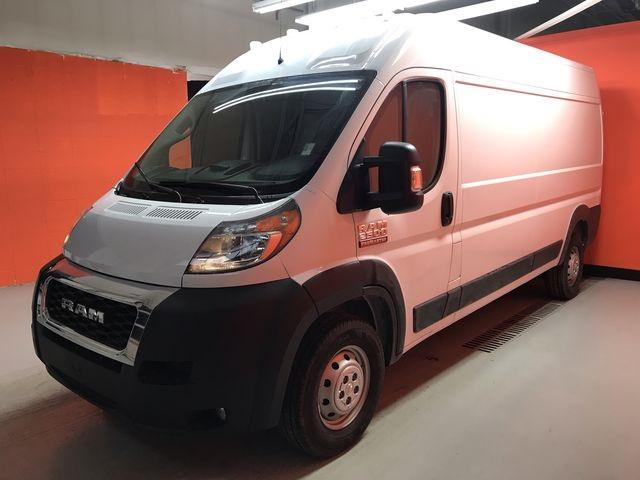 2019 ProMaster 2500 High Roof FWD,  Empty Cargo Van #KE503655 - photo 1
