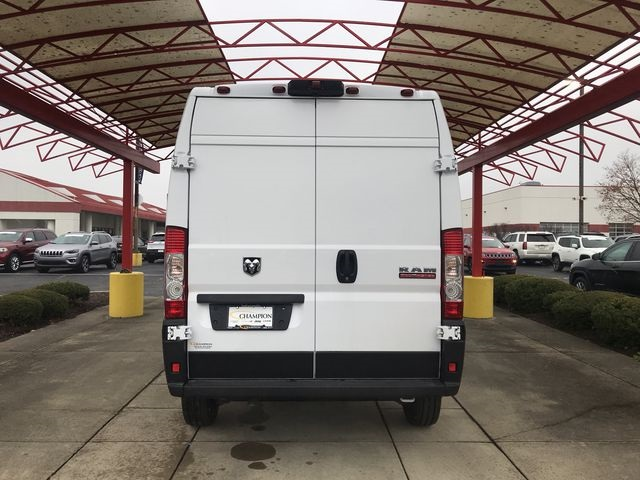 2019 ProMaster 1500 High Roof FWD,  Empty Cargo Van #KE505543 - photo 4