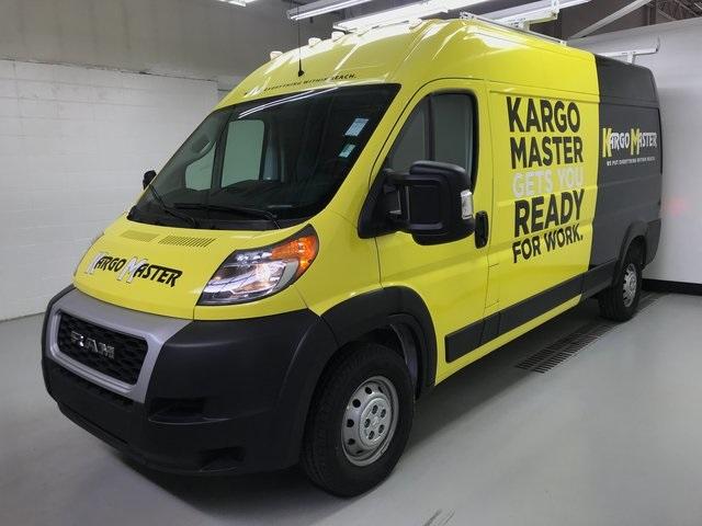 2019 ProMaster 2500 High Roof FWD,  Kargo Master Upfitted Cargo Van #KE505626 - photo 1