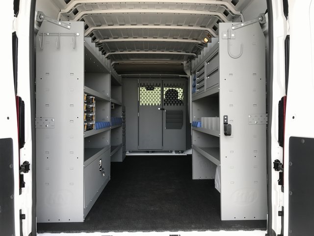 2019 ProMaster 2500 High Roof FWD,  Empty Cargo Van #KE505626 - photo 20