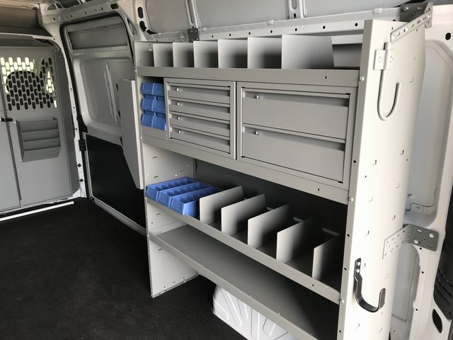 2019 ProMaster 2500 High Roof FWD,  Empty Cargo Van #KE505626 - photo 23