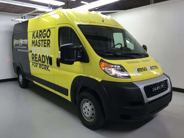 2019 ProMaster 2500 High Roof FWD,  Empty Cargo Van #KE505626 - photo 3