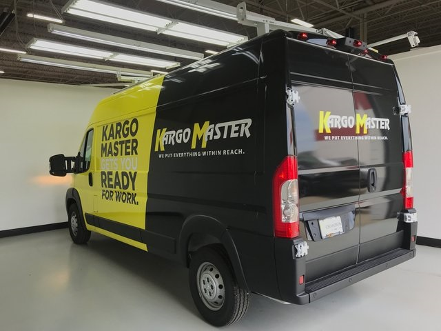 2019 ProMaster 2500 High Roof FWD,  Empty Cargo Van #KE505626 - photo 4