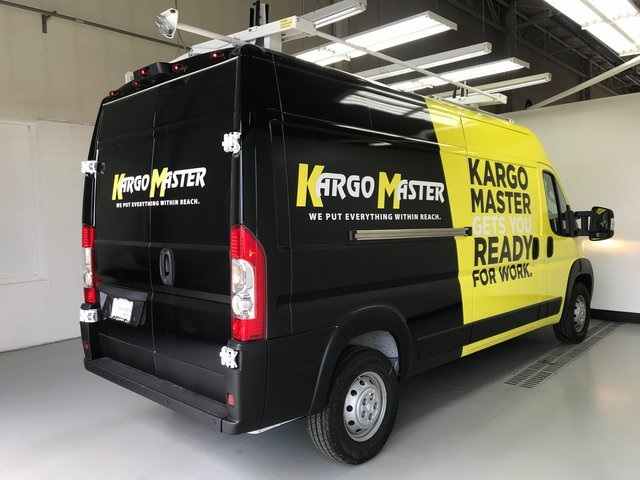 2019 ProMaster 2500 High Roof FWD,  Empty Cargo Van #KE505626 - photo 6