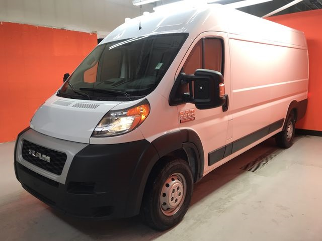 2019 ProMaster 3500 High Roof FWD,  Empty Cargo Van #KE507982 - photo 1