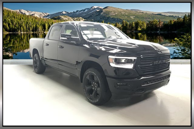 2019 Ram 1500 Crew Cab 4x4, Pickup #KN516271 - photo 1