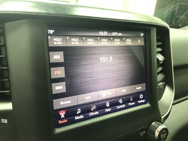 2019 Ram 1500 Crew Cab 4x4, Pickup #KN516271 - photo 21
