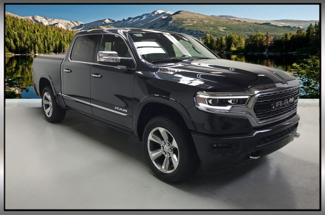 2019 Ram 1500 Crew Cab 4x4,  Pickup #KN524228 - photo 1