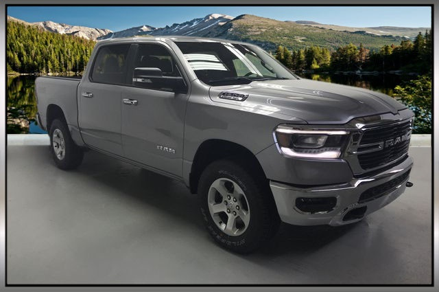 2019 Ram 1500 Crew Cab 4x4,  Pickup #KN538939 - photo 1
