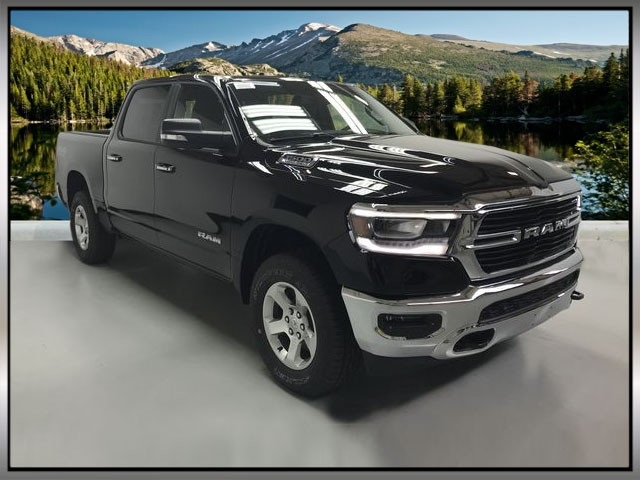 2019 Ram 1500 Crew Cab 4x4,  Pickup #KN538940 - photo 1
