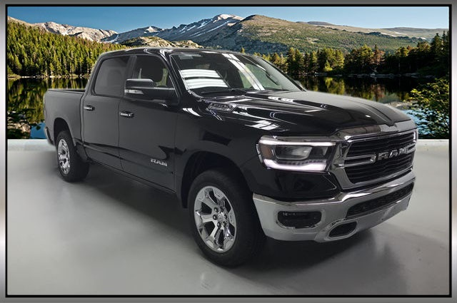 2019 Ram 1500 Crew Cab 4x4,  Pickup #KN540357 - photo 1