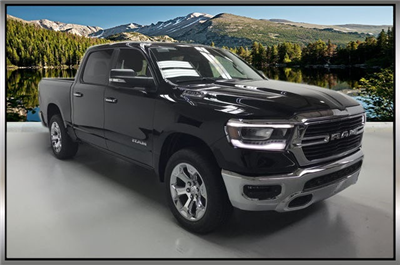 2019 Ram 1500 Crew Cab 4x4,  Pickup #KN540357 - photo 28