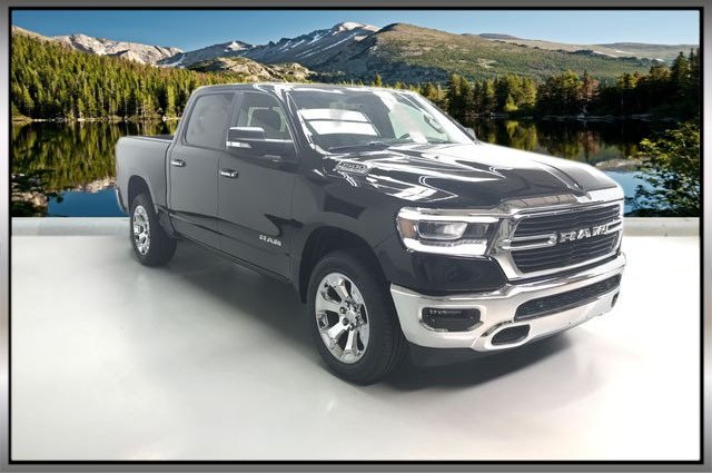 2019 Ram 1500 Crew Cab 4x4,  Pickup #KN540360 - photo 1