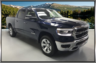 2019 Ram 1500 Crew Cab 4x4,  Pickup #KN540364 - photo 1