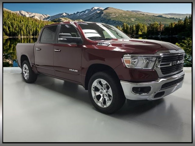 2019 Ram 1500 Crew Cab 4x4,  Pickup #KN578678 - photo 1