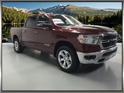 2019 Ram 1500 Crew Cab 4x4,  Pickup #KN578678 - photo 28
