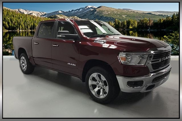 2019 Ram 1500 Crew Cab 4x4,  Pickup #KN578680 - photo 28