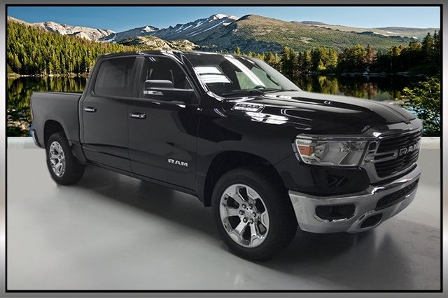 2019 Ram 1500 Crew Cab 4x4,  Pickup #KN578682 - photo 1