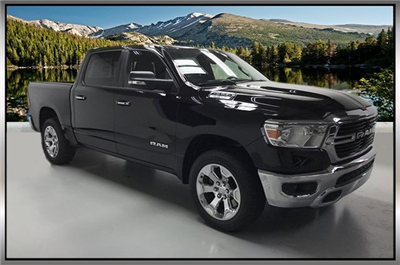 2019 Ram 1500 Crew Cab 4x4,  Pickup #KN578682 - photo 28
