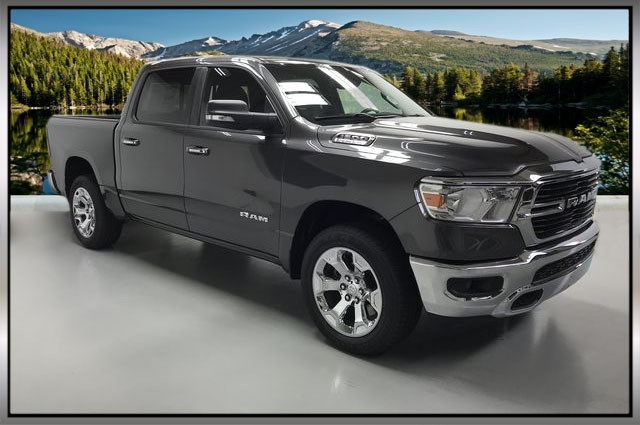 2019 Ram 1500 Crew Cab 4x4,  Pickup #KN578686 - photo 1