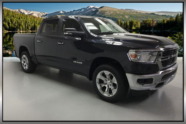 2019 Ram 1500 Crew Cab 4x4,  Pickup #KN578689 - photo 1