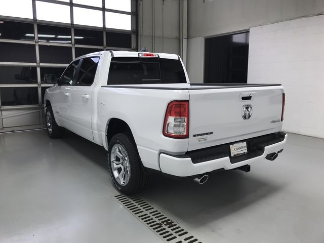 2019 Ram 1500 Crew Cab 4x4,  Pickup #KN587348 - photo 4