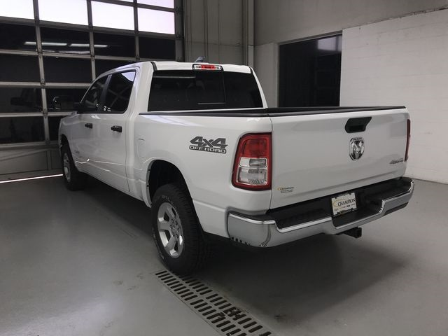2019 Ram 1500 Crew Cab 4x4,  Pickup #KN597067 - photo 1