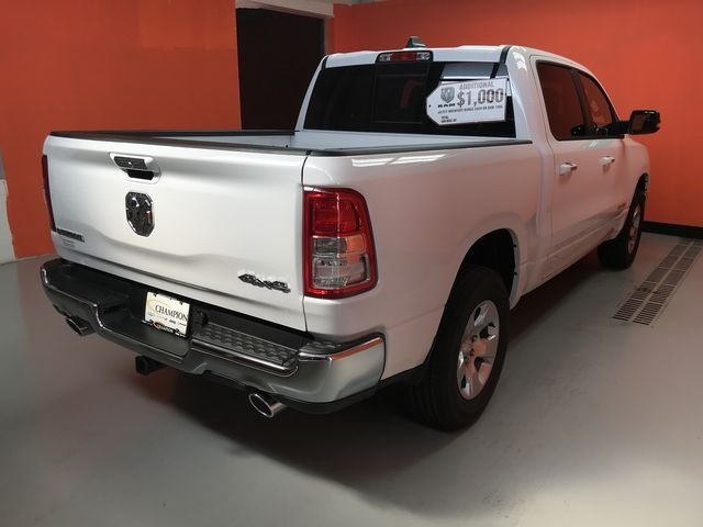 2019 Ram 1500 Crew Cab 4x4,  Pickup #KN644620 - photo 4